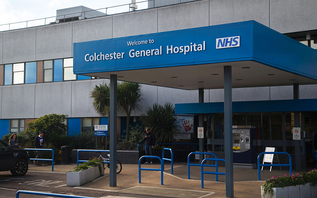 Colchester Hospital Demand Response Case Studies The