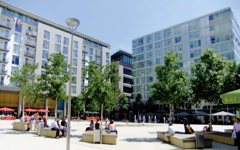 Milton Keynes Town Centre District Heating Case
