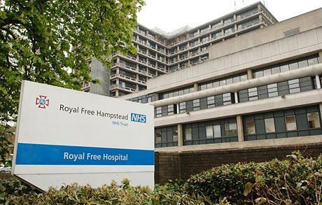 Royal Free Hospital Building Chp Case Studies The