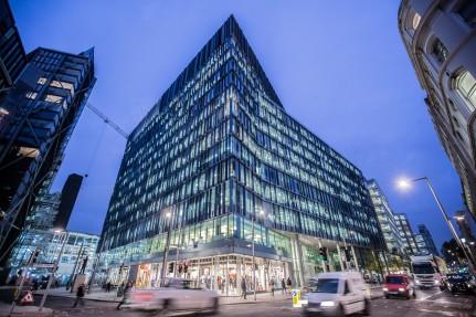 Time Inc Commercial Building Demand Response Case