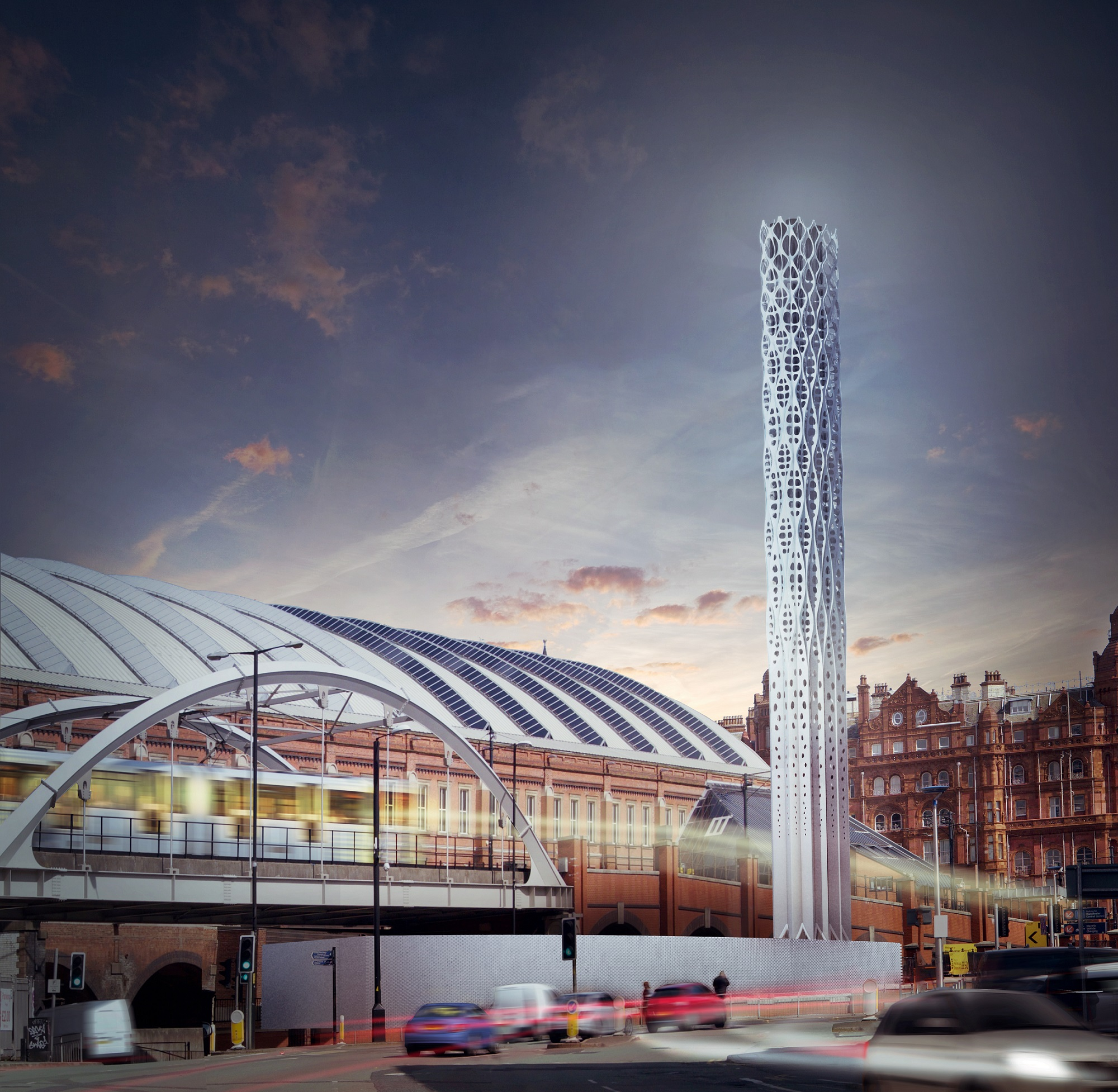 Funding Boost Gives Green Light To Manchester's Civic