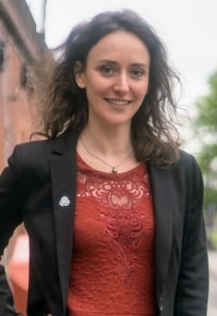 Hanaé Chauvaud de Rochefort, Senior Policy Research Manager