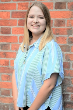 Charlotte Owen, Policy Officer