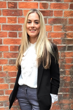 Clare Mitchell, Events Coordinator