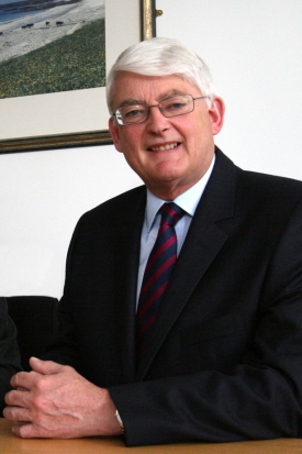David Sigsworth OBE, Vice President