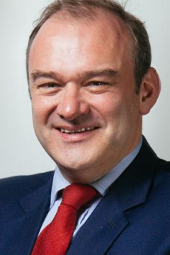 Rt Hon Sir Edward Davey, Vice President