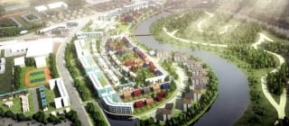 Glasgow Commonwealth Games' Athletes Village | District Heating