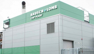 Baush + Lomb Manufacturing Plant | Industrial CHP