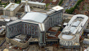 Queen Elizabeth University Hospital | Building CHP