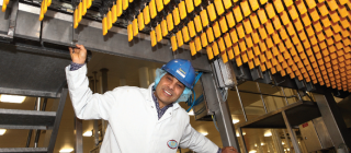 Edina CHP ensures security of power for famous Ice Cream manufacturer | Industrial CHP