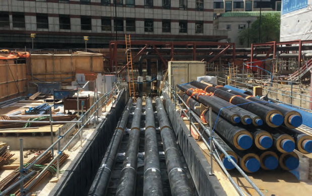 London Wall Place | District Heating