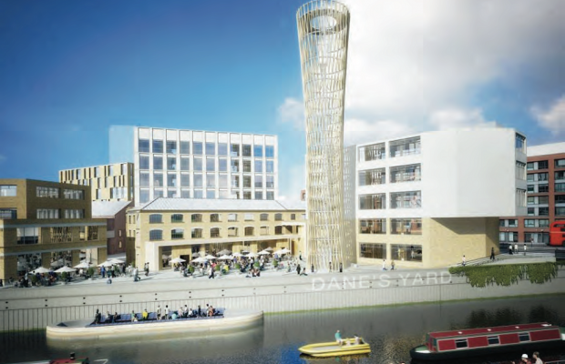 Strand East, Stratford, London | District Heating