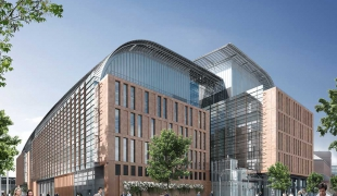 The Francis Crick Institute | Building CHP