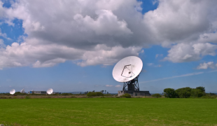 Goonhilly Earth station saves 10% through Energy Insight solution | Demand Reduction