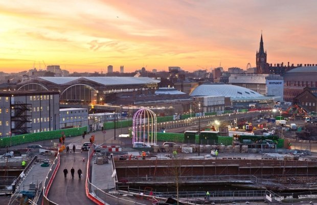 King's Cross Development | Trigeneration