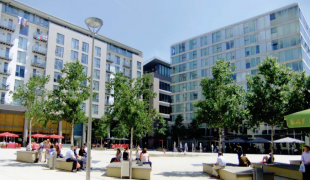 Milton Keynes Town Centre | District Heating