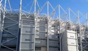 Newcastle United saves 390 tonnes of CO2 every year | Building CHP