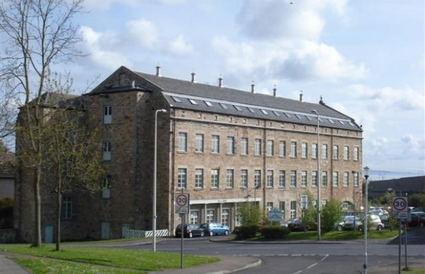 West Bridge Mill Housing | Building CHP