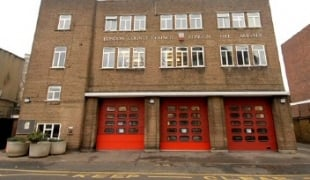 London Fire Brigade | Building CHP
