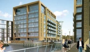 Waterside, London | Renewables