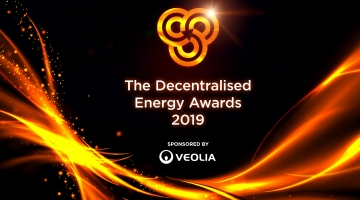 Decentralised Energy Awards Dinner