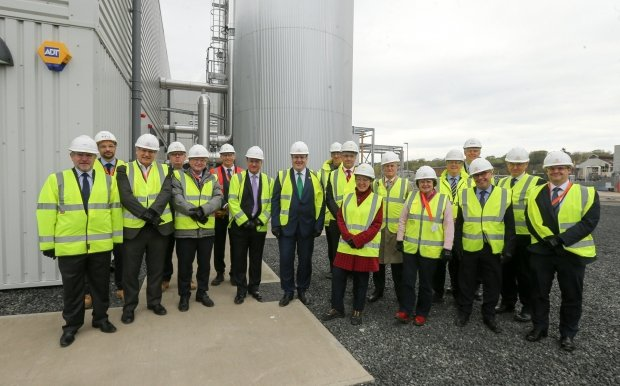 Fife Council opens heat network with Scottish Energy Minister | ADE market-news