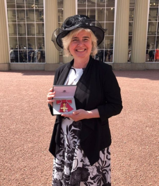 Dr Joanne Wade receives OBE for services to Energy Efficiency | ADE ade-news