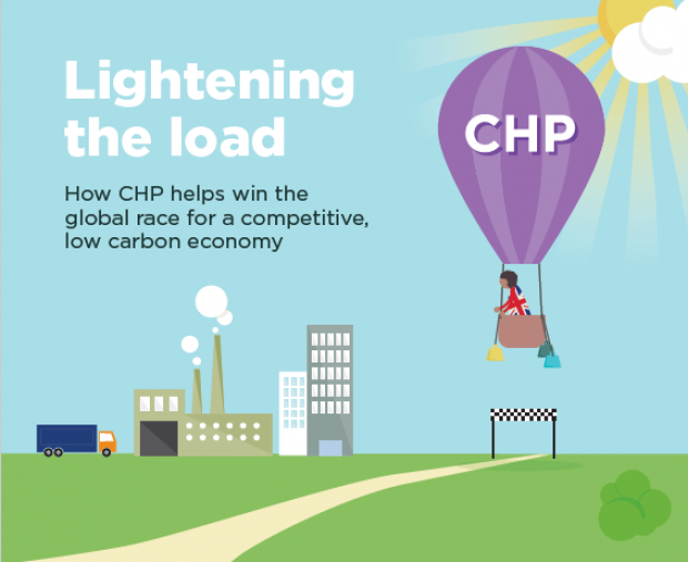 Lightening the Load: How CHP helps win the global race for a competitive, low carbon economy | ADE publications