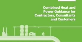 CHP Guidance for Contractors, Consultants and Customers | Industrial CHP