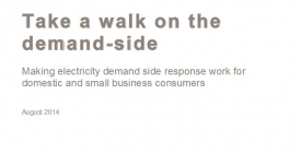 Making electricity demand side response work for domestic and small business consumers | ADE News