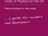 Code of Practice for Heat Networks (ADE & CIBSE)