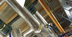 Levelling the playing field: Unlocking heat infrastructure investment | District Heating