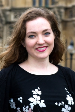 Rebecca Ellis, Business Development Officer