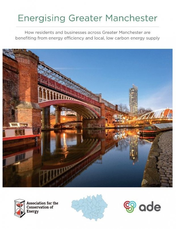 Energising Greater Manchester | ADE publications